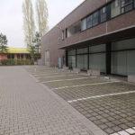 Parkplatzschilder Parkbegrenzungen am Boden in Rüsselsheim