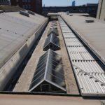 Dachfenster sind eine unterschätzte Wärmequelle im Sommer. Sonnenschutzfolie hilft