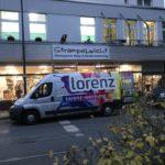 Leuchtkasten für Strampelwicht in Mainz