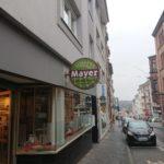 Leuchtkasten rund für Bäckerei Meyer in Mainz